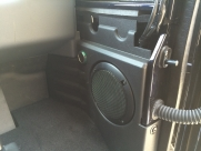 Additional Cigar output socket - Land Rover - Defender - Van Conversions - WITNEY - OXFORDSHIRE